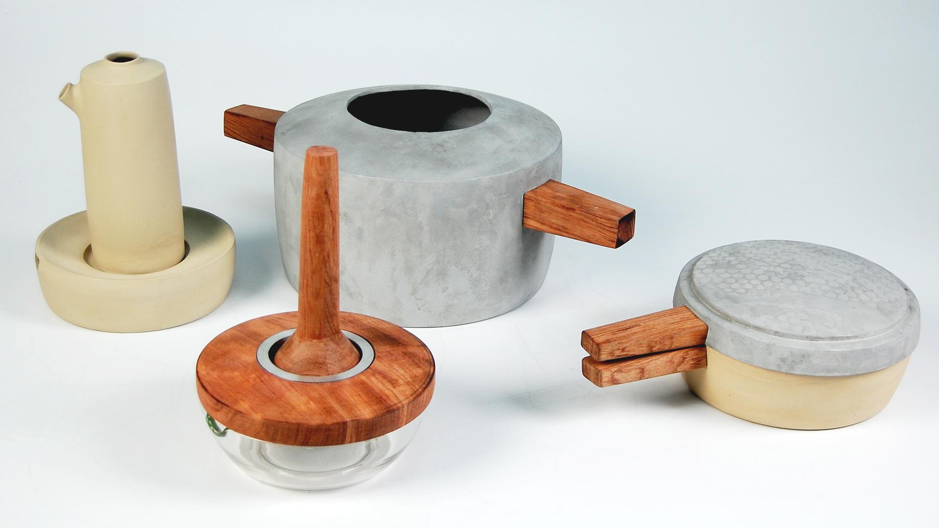 silk cooking set